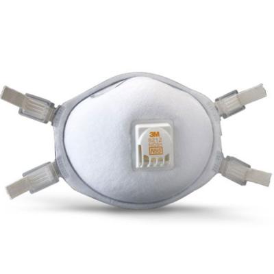 Respirador 3m 8212 Para Particulas N95 Con Valvula