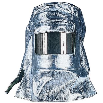 Escafandra Tillman, Carbon/kevlar Aluminizado, 19-oz, Visor Claro, 7-in X 11-in