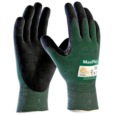 Guante Maxiflex Cut, Anticorte 3-en388, Nitrilo Micro-espumado