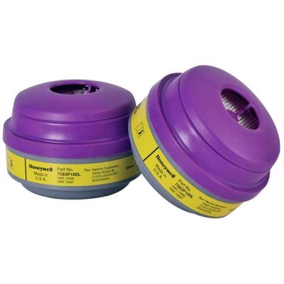 Cartucho North Para Vapores Organicos/gases Acidos/p100