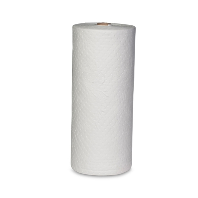 Tapete Absorbente Para Hidrocarburos, Peso Pesado, 38-in X 144-ft