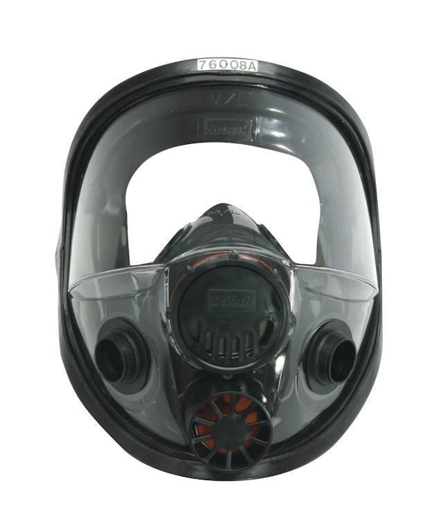 Respirador De Cara Completa North Serie 7600