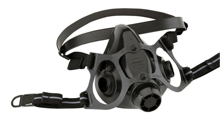 Respirador De Media Cara North Serie 7700