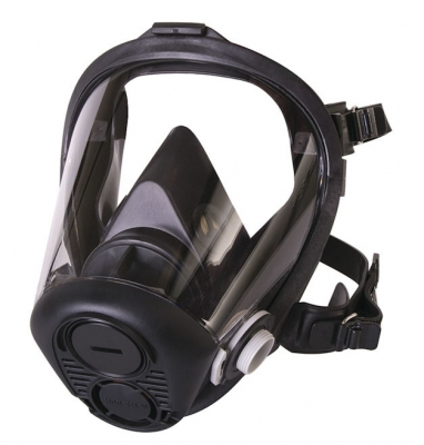 Respirador De Cara Completa North Ru6500