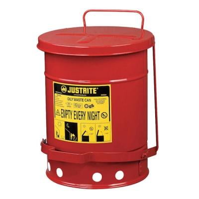 Contenedor Para Residuos Aceitosos Justrite 09100