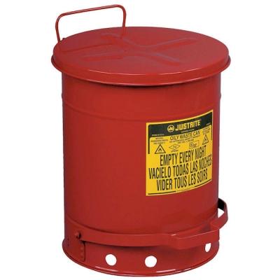 Contenedor Para Residuos Aceitosos Justrite 09300